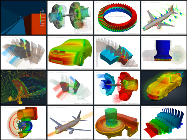 cfd-support web gallery example